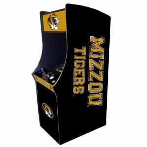 Mizzou Tigers Arcade Multi-Game Machine | moneymachines.com