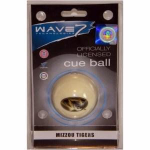 Mizzou Tigers Billiard Cue Ball | moneymachines.com