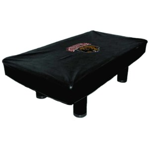 Montana Grizzlies Billiard Table Cover | moneymachines.com