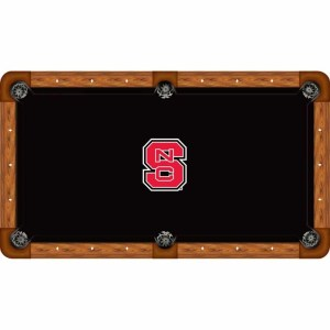NC State Billiard Table Cloth | moneymachines.com