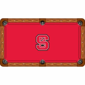 NC State Wolfpack Billiard Table Cloth | moneymachines.com