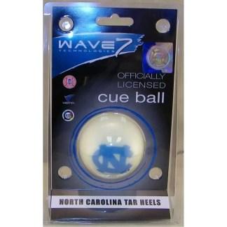 North Carolina Tar Heels Billiard Cue Ball | moneymachines.com