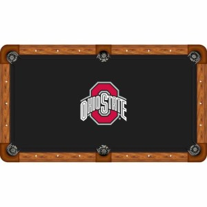Ohio State Billiard Table Cloth | moneymachines.com