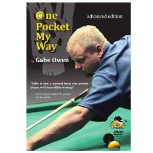 One Pocket My Way Advanced DVD | moneymachines.com