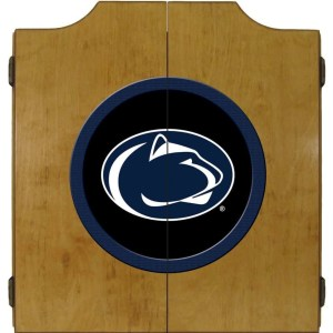 Penn State Nittany Lions College Logo Dart Cabinet | moneymachines.com