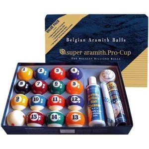Super Aramith Pro Set Value Pack | moneymachines.com