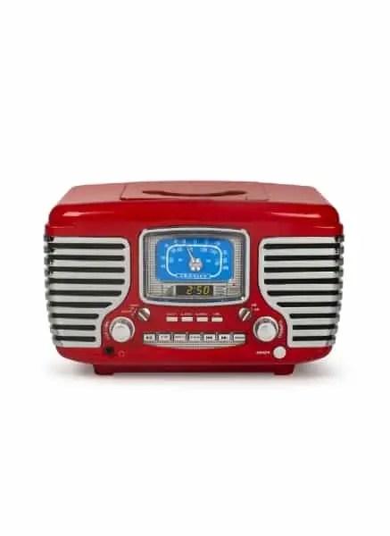 Corsair Radio with Bluetooth - Red - CR612D-RE | moneymachines.com