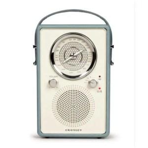 Mockingbird AM/FM Radio With Bluetooth - Tourmaline | moneymachines.com