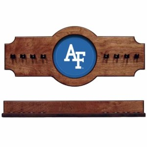 Air Force 2-Piece Cue Rack Pecan | Moneymachines.com