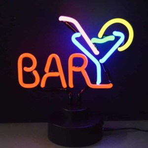 BAR MARTINI NEON SCULPTURE – 4BARMA | moneymachines.com