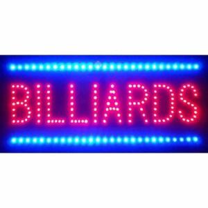 BILLIARDS LED SIGN – 5BILED | moneymachines.com