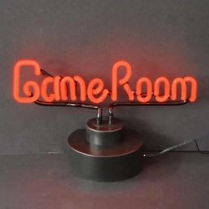 GAME ROOM NEON SCULPTURE – 4GAMEX | moneymachines.com