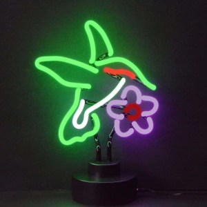 HUMMINGBIRD NEON SCULPTURE – 4HUMMX | moneymachines.com