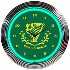 IRISH ST PATRICK DAY CLOCK – 8IRISH | moneymachines.com