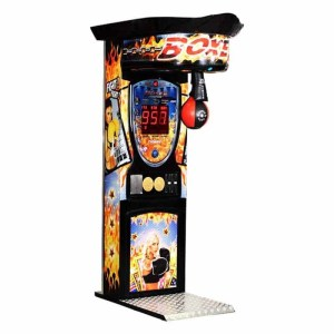 Kalkomat Fire Boxing Game Machine | moneymachines.com