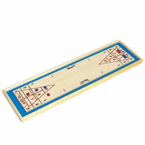 Shuffleboard Table Top - Classic Game | moneymachines.com