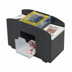 Automatic Card Shuffler | moneymachines.com