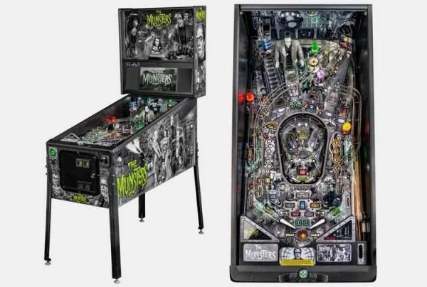Stern's The Munsters Premium Pinball Game Machine | moneymachines.com