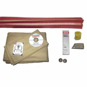 Pool Table Recovering and Refelting Kit Proline Classic 303 Khaki | moneymachines.com