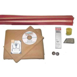 Proline Classic 303 Camel Pool Table Recovering and Refelting Kit | moneymachines.com