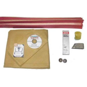 Proline Classic 303 Golden Pool Table Recovering and Refelting Kit | moneymachines.com