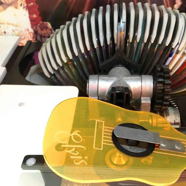 Rock-Ola Bubbler Elvis CD Jukebox Mechanism | moneymachines.com