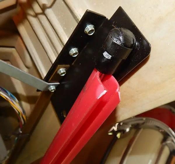 Jukebox Door Support | moneymachines.com