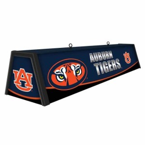 """Auburn Tigers College 44"""" Victory Game Table Lamp 