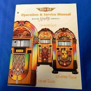 Rock-Ola Bubbler Jukebox Operations Manual | moneymachines.com