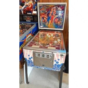 Bally Future Spa Wide Body Pinball Machine | moneymachines.com
