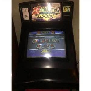 Merit Maxx Touchscreen Game | moneymachines.com