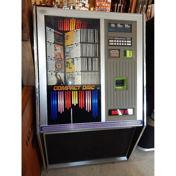 Rowe/AMI CD MM1 Jukebox | moneymachines.com