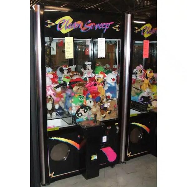 Used Smart Skill Claw Crane Arcade Game Machine | moneymachines.com