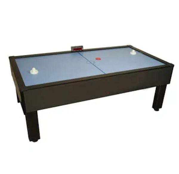 Gold Standard Games Home Pro Elite Arcade Style Air Hockey Table - No Graphics | moneymachines.com