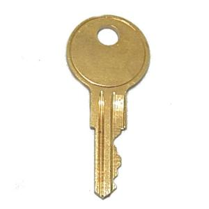 EC-105 Key For Rock-Ola Retro, CD4 and CD8 Bubbler Jukeboxes | moneymachines.com