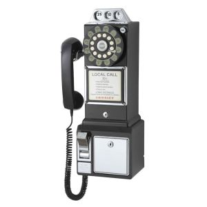 Telephones - Vintage Reproduction, Pay Phones