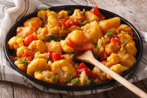 Gobi Aloo Curry
