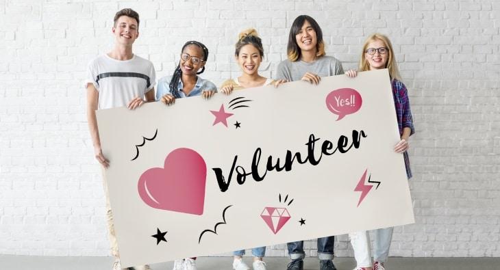 Teenage Volunteers
