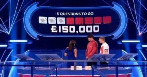 Make money TV game show
