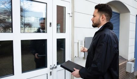 Knock knock - what to do if the bailiffs are at your door