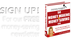 Sign-up to our money saving newsletter