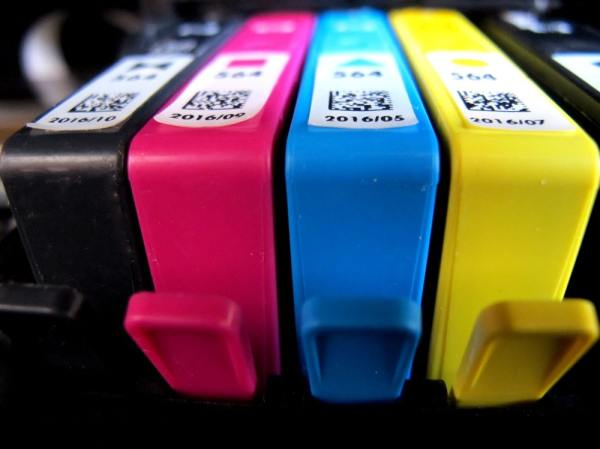 Colour printer cartridges