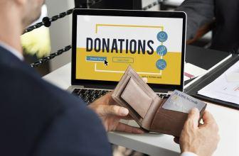 fake charities