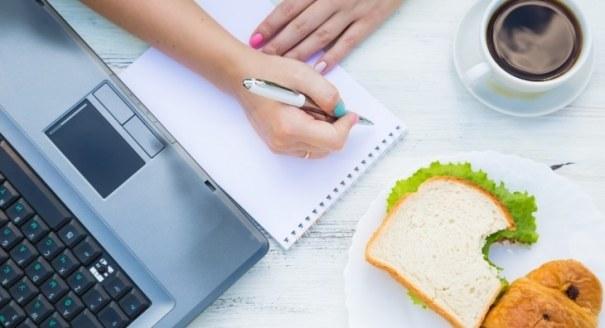 نتيجة بحث الصور عن How do you deal with a professional lunch break?