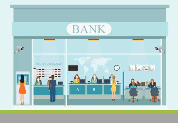 Bank graphic
