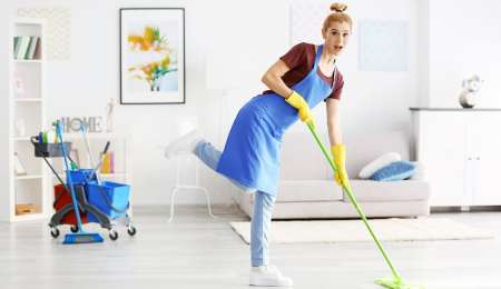 How to set up your own cleaning...