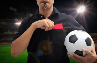 How to become a football referee