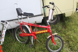 collecting chopper bikes