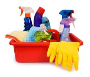 your own cleaning business