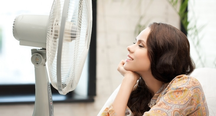 Five ways to save energy in the summer